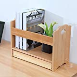 N/Z Home Equipment Desk Shelves Office Simple Bookshelves Student Bookshelves Desktop Shelves Storage Racks Finishing Racks Office Desk Shelves with Drawers