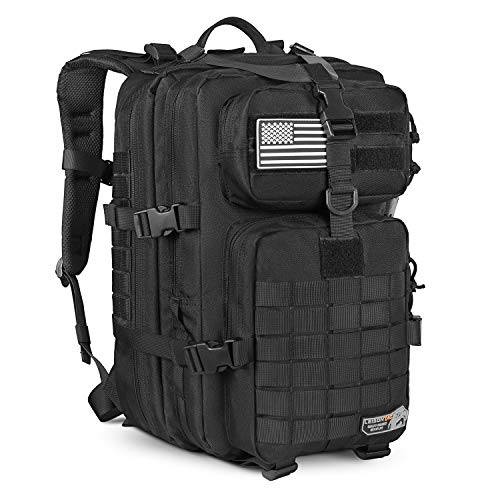LeisonTac Tactical MOLLE Backpack