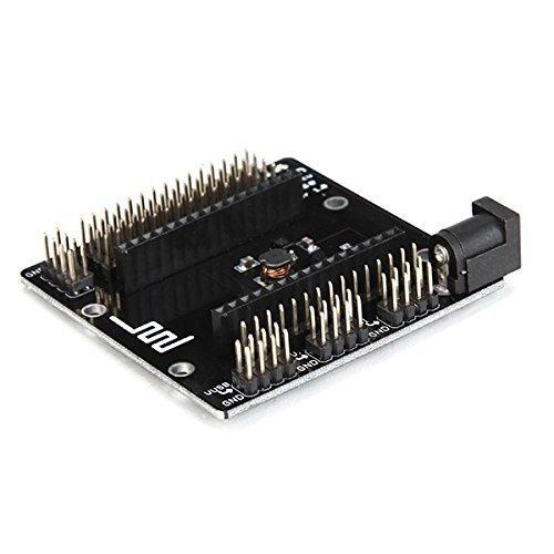ARCELI NodeMcu Basis ESP8266 Testing DIY Board für LoLin V3 NodeMcu Lua WiFi Entwicklungsboard