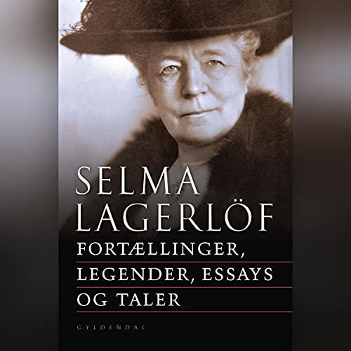 Page de couverture de Fortællinger, legender, essays og taler