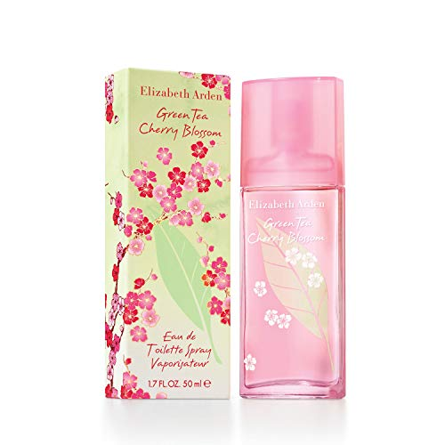 Elizabeth Arden Green Tea Cherry Blossom femme / woman, Eau de Toilette Spray,1er Pack (1 x 100 ml)