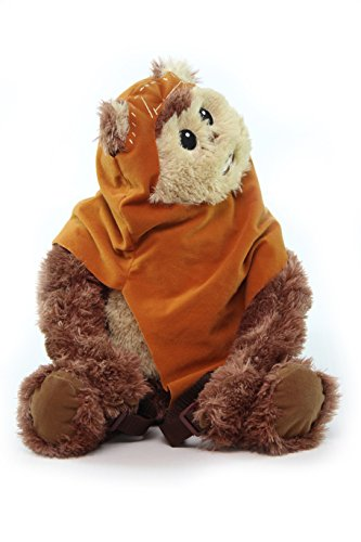 Star Wars Mochila Buddies: Wicket Ewok / Star Wars mochila Lee Wo ~ red tsu (Jap?n importaci?n / El paquete y el manual est?n escritos en japon?s)