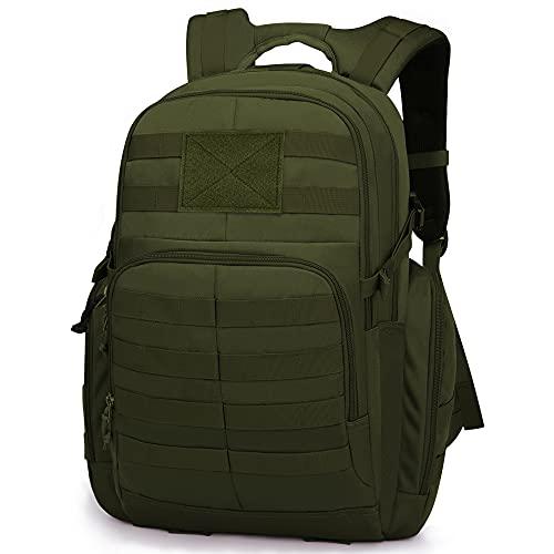 Mardingtop 40L Militaire Armée Sac à Dos Tactique multifonctionnelles Rangement Adulte Sacs à Dos Trekking/Randonnée/en Plein air