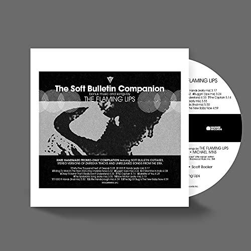 The Flamming Lips - The Soft Bulletin (Cd)