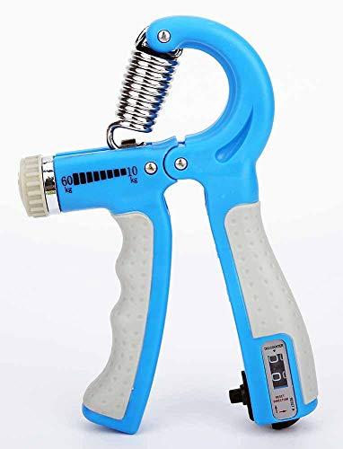 Renton Adjustable Hand Grip Strengthener (Blue)