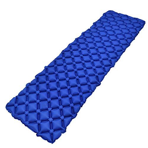jzhi Inflatable cushion Sleeping Pad Lightweight Moisture-proof Air Mattress Portable Inflatable Mattress Camping Mat