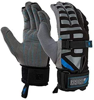 Radar Voyage Waterski Glove Silver Max 84% OFF Blue Black - Online limited product