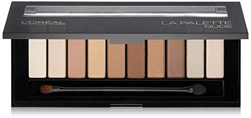 L'Oreal Paris Colour Riche La Palette Eyeshadow, Nude [111] 0.62 oz