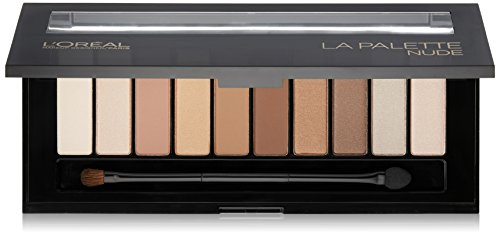 L'Oreal Paris Colour Riche La Palette Eye Shadow - 111 Nude - 0.10oz