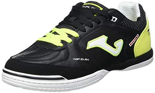 Joma Top Flex, Zapatillas de Futsal Hombre, Negro, 43 EU