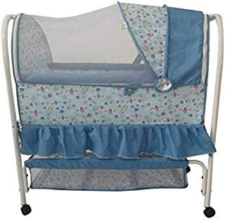 Baby Love Bed With Mosquito, Blue, 33-209