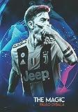 THE MAGIC: PAULO DYBALA I Taccuino Di Calcio I JUVENTUS I fOOTBALL NOTEBOOK