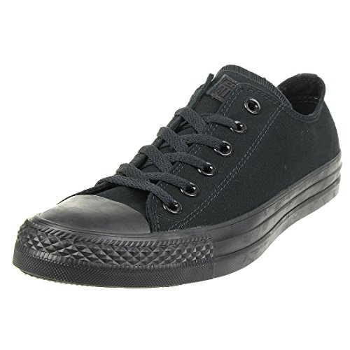 Converse Schuhe Chuck Taylor all Star Ox Black Monochrome (M5039C) 37 Schwarz