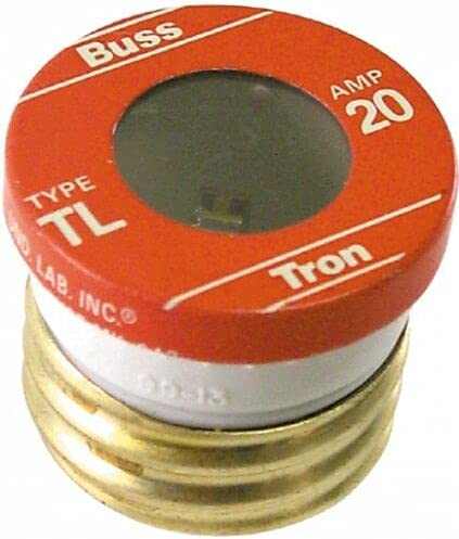 3-Pack of 20 Amp New item Fuses Time Delay Ranking TOP17 Plug