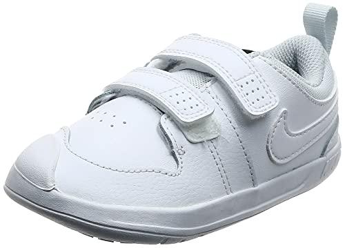 Nike Pico 5 (TDV), Zapatillas de Correr Unisex niños, Multicolor (White White Pure Platinum), 25 EU