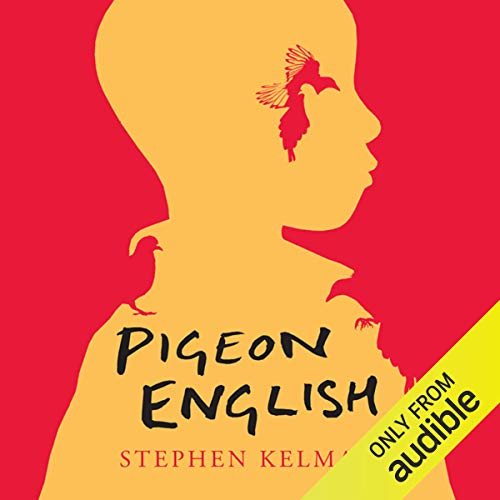 Pigeon English cover art