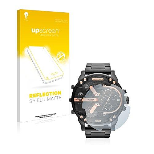 upscreen Pellicola Protettiva Opaca Compatibile con Diesel DZ7312 Protezione Proteggi Schermo – Antiriflesso, Anti-Impronte