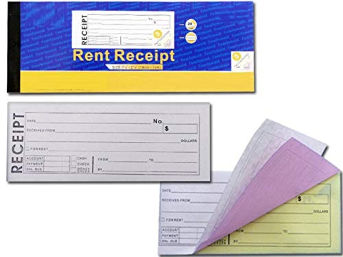 Best 1intheoffice money receipts and rent receipts review 2021 - Top Pick