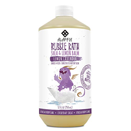 Alaffia, Everyday Shea Bubble Bath for Babies & Kids, Gentle...