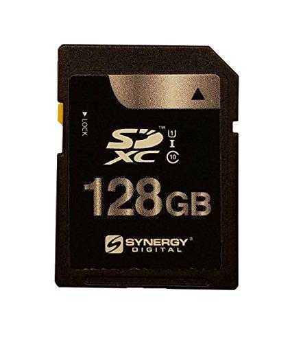Nikon D3400 Digital Camera Memory Card 128GB Secure Digital Class 10 Extreme Capacity (SDXC) Memory Card