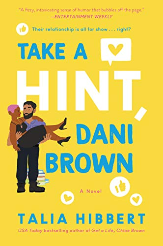 Compare Textbook Prices for Take a Hint, Dani Brown: A Novel The Brown Sisters  ISBN 9780062941237 by Hibbert, Talia