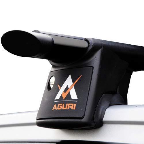 Aguri Dachträger Kia Sorento SUV ab 2015 Runner schwarz