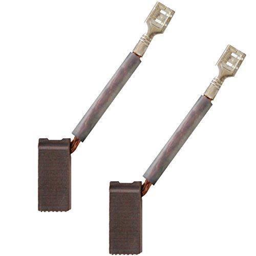 Kohlebürsten Kohlen für Bosch Akku Bohrhammer 1617014142 GBH 36 V-LI VF-LI GBH36