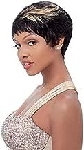 Sensationnel 100% Human Hair Bump Wig - Easy 27 (2 - DARK BROWN)