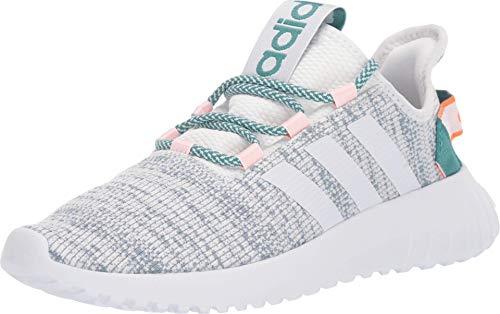 adidas Damen Kaptur Sneaker, Herren, grau/weiß, 9 B(M) US