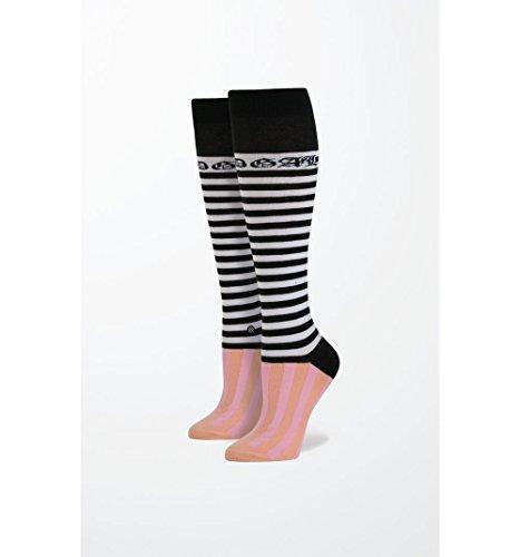 Stance Wmn Socks Rihanna Candy Pink Blk Größe: UNI Farbe: Black