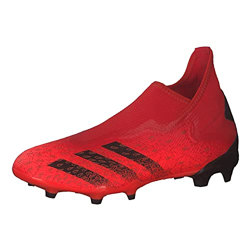 adidas Herren Predator Freak .3 Ll Fg Leichtathletik-Schuh, Rot (Negbás Rojsol), 43 1/3 EU