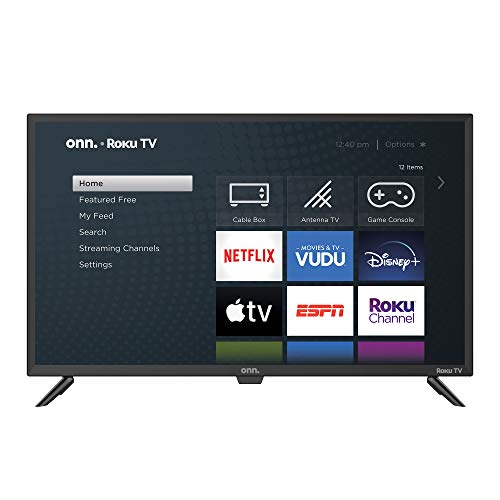 onn Pantalla 32' LED HD Smart TV ROKU 720P Mod. 100012589