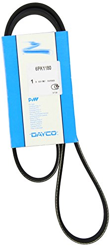 Dayco 6PK1180 Correa trapecial poli V