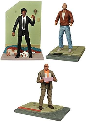 Diamond Select Pulp Fiction Komplettset Figuren, 699788825983