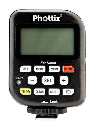 Phottix PH89058 Odin TTL Blitzauslösersender für Nikon