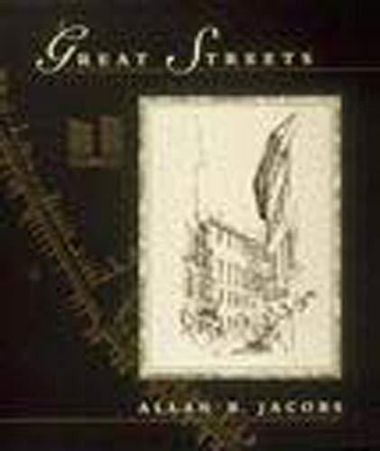 Great Streets (The MIT Press)