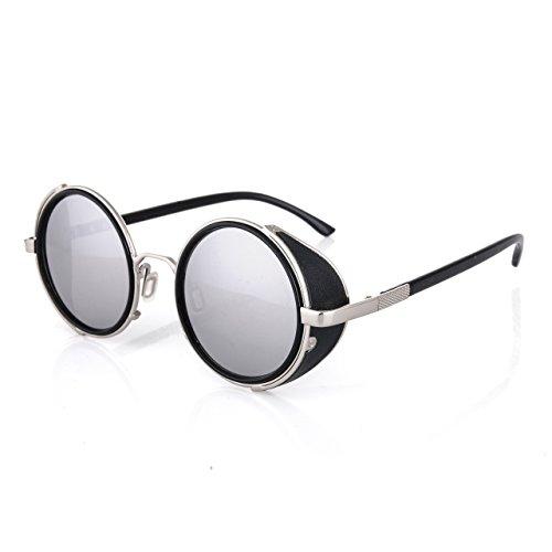 4sold (TM) Steam Punk Antique Copper Cyber Goggles Rave Goth Vintage Victorian–Gafas estilo gótico vintage. number 2 Talla única