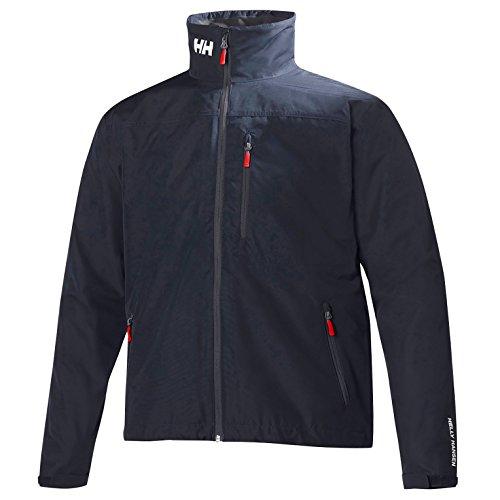 Helly Hansen Crew Jacket Veste de Pont Homme, Bleu (Navy), XXL