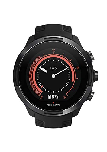 Suunto Unisex's 9 BARO Watch, Black, One Size