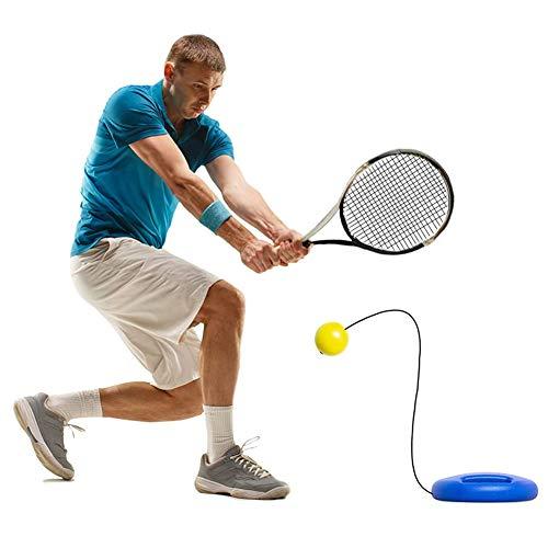 Pelotas De Padel Pelotas Tenis Presurizador Pelotas Padel Allenatore Di Palline Da Tennis Allenamento per Principianti Di Pratica Di Tennis 6.3 Cm Di Diametro Adatto a Bambini E Adulti