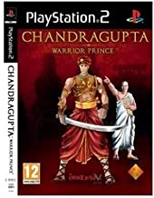 Chandragupta: Warrior Prince PS2