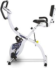 "Tecnovita """" Bicicleta Estática X-Tri 2 Yf910 """" Bicicleta Plegable con 3 Posiciones"