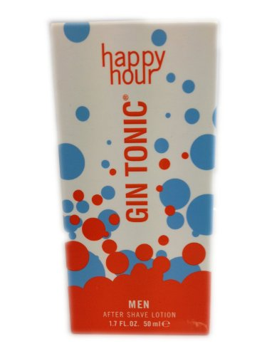 Gin Tonic Herrendüfte Happy Hour Men After Shave Lotion 50 ml