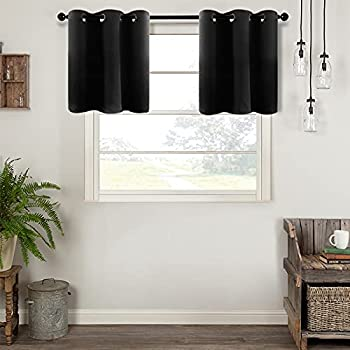 Best short length blackout curtains Reviews