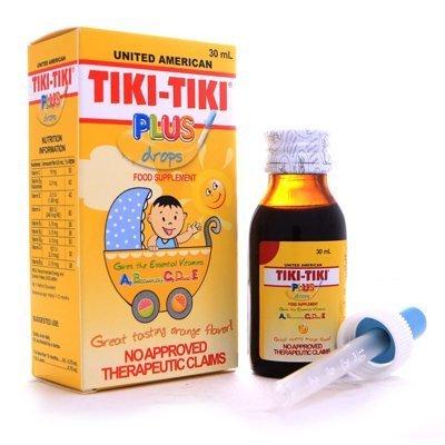 Tiki-Tiki Plus Drops 30ml by Tiki