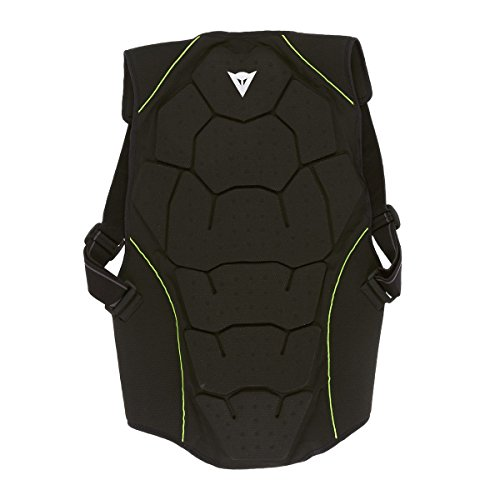 Dainese Soft Flex Veste de protection arrière de sécurité, noir, XS