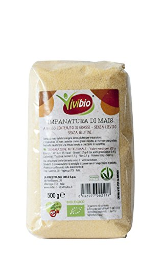 Vivibio Impanatura di Mais S/Glutine - 500 gr