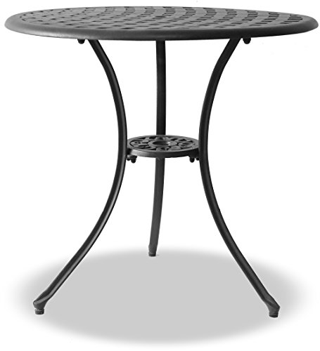 Centurion Supports OSHOWA Garden & Patio Cast Aluminium BistroTable