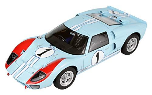 モンモデル 1/12 フォード GT40 Mk.2 1966 多色成型版 プラモデル MRS001