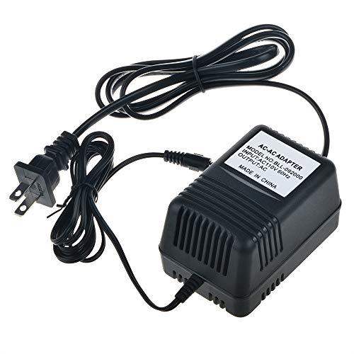 SLLEA Adaptador AC/AC para audio Sterling Audio S204HA de escritorio de 4 canales, amplificador de auriculares profesional, cable de...